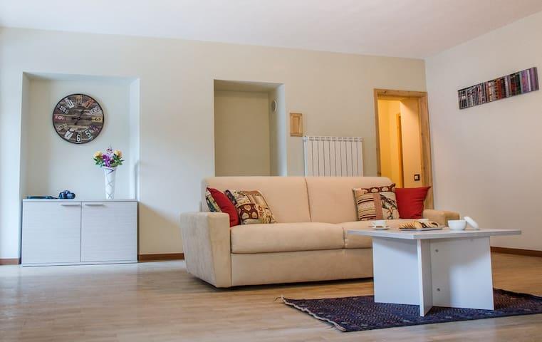 Cristallo - Beautiful&cozy, perfect for families - Belluno - Appartement