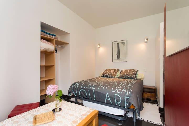 Studio / Gite - Orthevielle - Orthevielle - Lägenhet