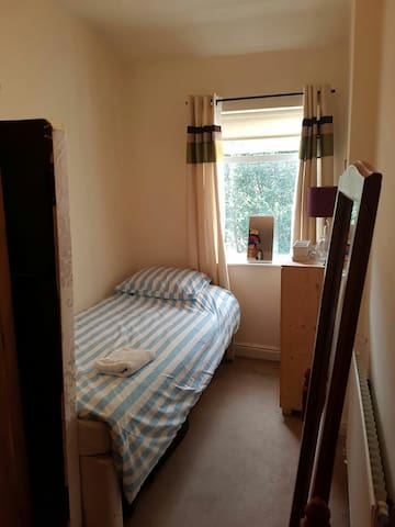 Single Room, Nr Town/ Astra Zeneca/ Closeby Canal - Macclesfield