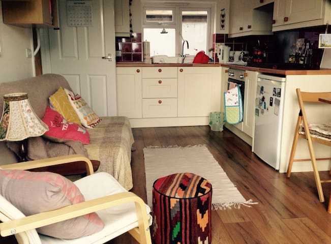 Cozy annexe in beautiful St Keverne, Cornwall - Saint Keverne - Hus