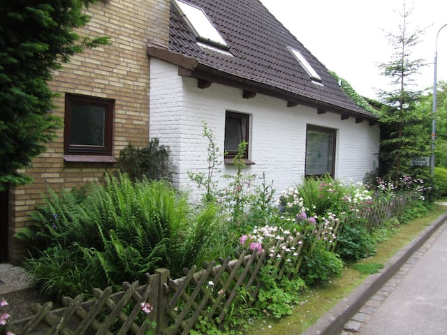 Ferienwohnung in der Kieler Bucht - Wisch