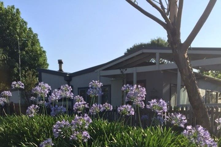 Yester Cottage, cute and comfortable. - Wentworth Falls - Huis
