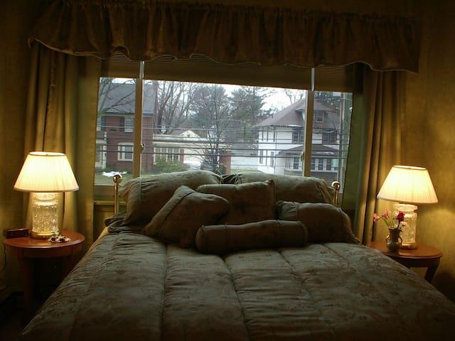 The Garden Room - Angola - Bed & Breakfast
