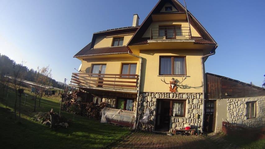 Special place in special region - Czarna Góra
