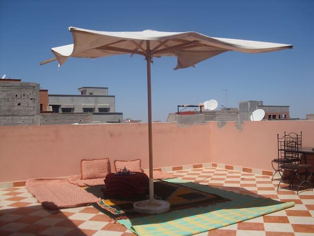 Dar aicha - Marrakech - Apartamento