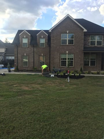 Master Suite with Gourmet Meals - Smyrna - Hus