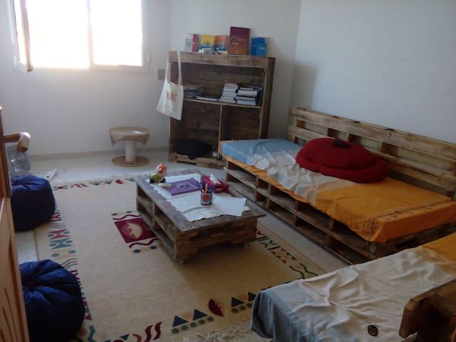 cozy room - Sousse - Apto. en complejo residencial