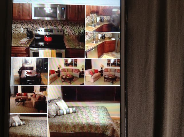 Cozy 2 bedroom with parking - Bethesda - Appartement