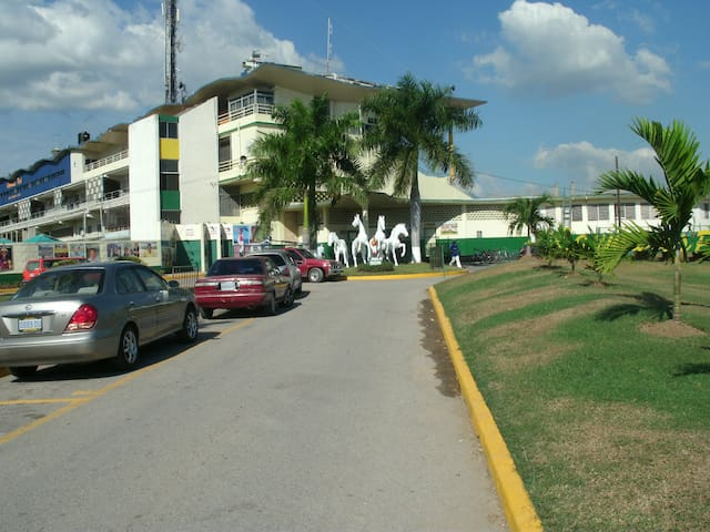 Family friendly, cosey couple bed and breakfast - Portmore - Casa