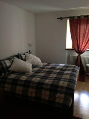 Accogliente bilocale rustico - Champoluc - Appartement