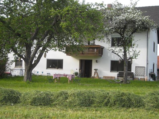 Erholung Pur in mitten der Natur - Isen - Rumah
