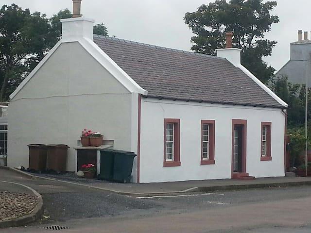 Cosy Jura Cottage Loft Rooms - Bowmore