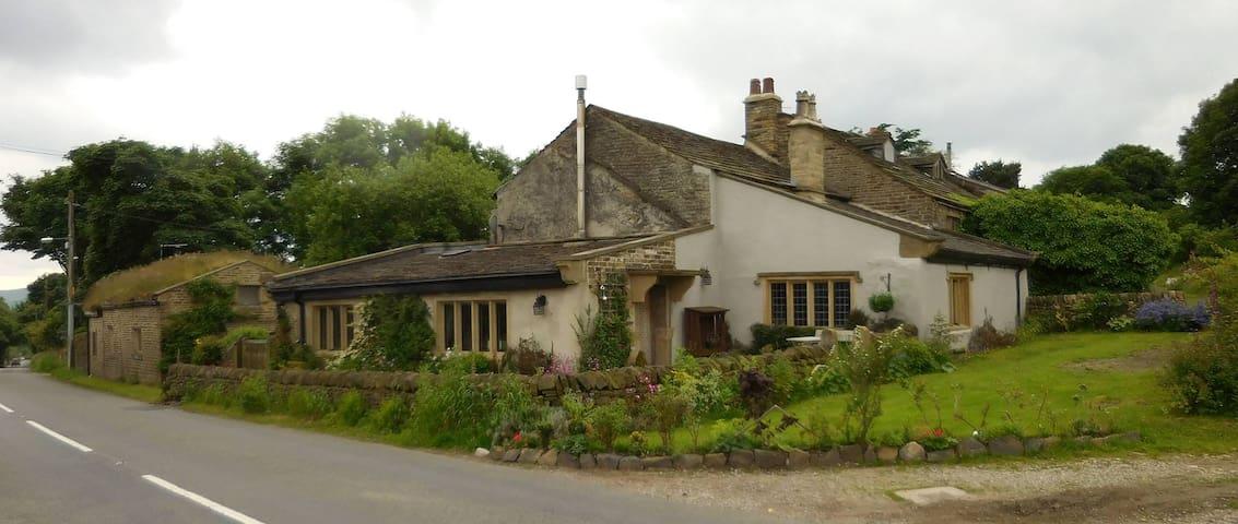 Allmans Heath Cottage Byre - Derbyshire