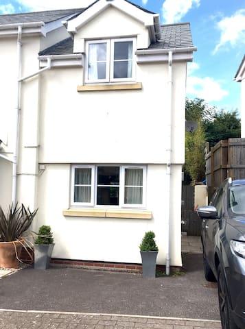 Private Guest Annexe in Lympstone Village, Devon - Lympstone - Huis