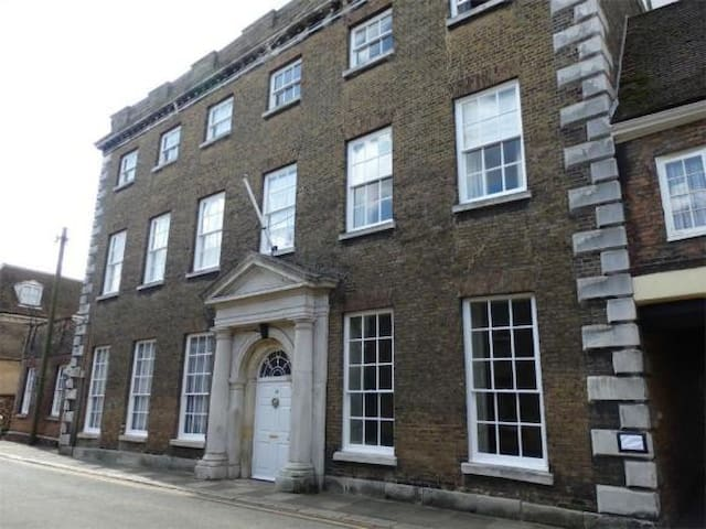 Historic House Grade II* - King's Lynn - Apartmen