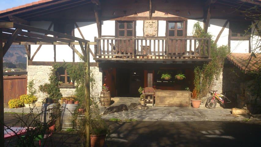 Caserío en Reserva de  Urdaibai 1 - Kortezubi - Casa
