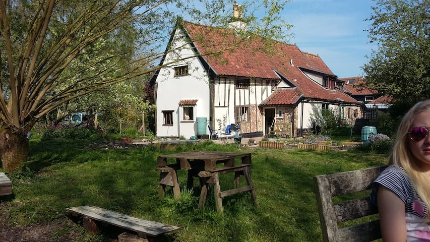 Prospect Farm, rural, idyllic, peaceful, wildlife, - 諾福克(Norfolk) - 獨棟