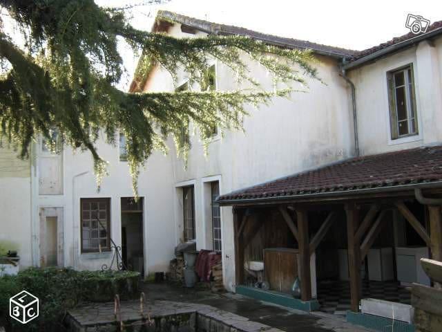 Maison Insolite en location d'été - Riscle - Huis