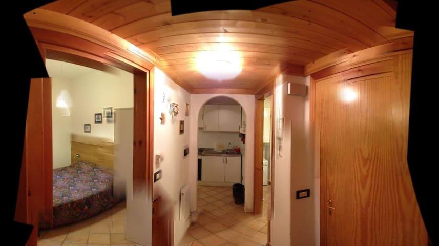 Appartamento in casa di montagna - Castello di Fiemme - Appartement