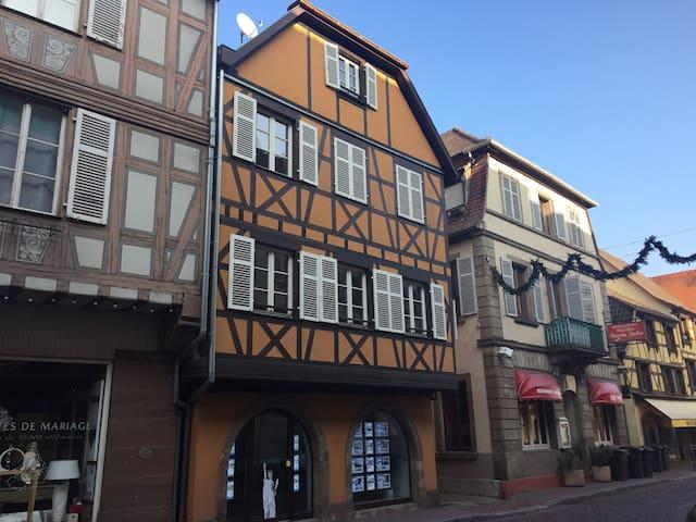 Appartement 2P, au centre-ville d'Obernai - Obernai - Departamento
