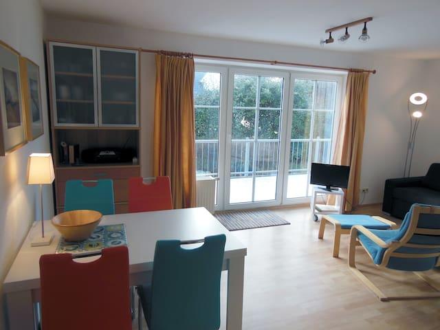 Schöne Fewo, 5 Min. zum Strand - Wangerooge - Apartamento