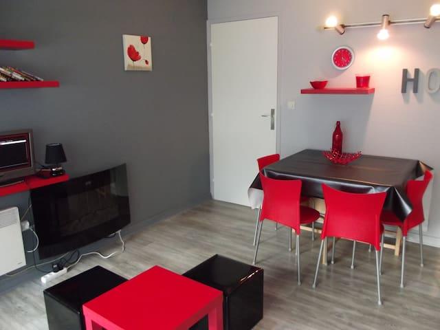 studio résidence euroneige+parking - Eaux-Bonnes