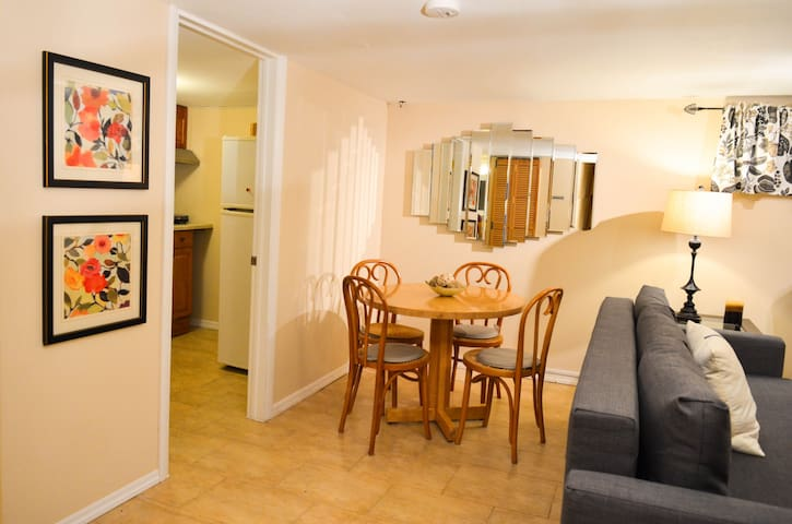 Cozy Private Apartment with Private Entrance - Livingston - Daire