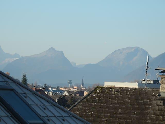 Amazing View - Salzburg