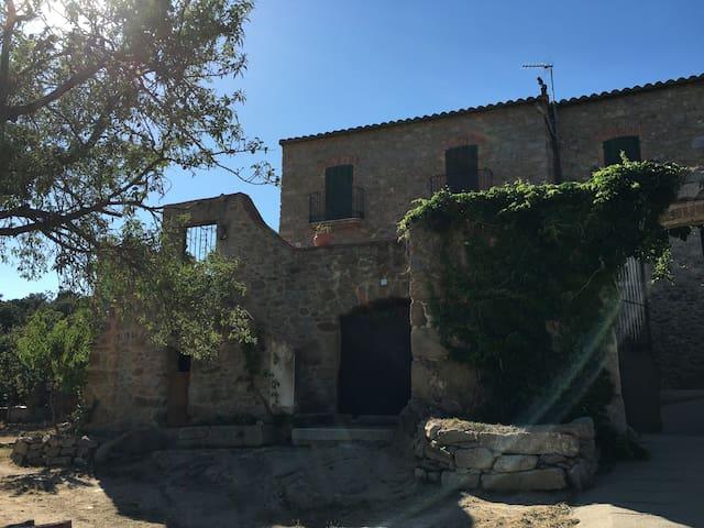 Casa Rural en parque natural de l'Albera - Cantallops - Huis