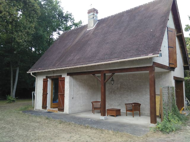 Lovely house near Chantilly, with garden and pool - Lamorlaye - 一軒家