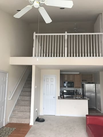 Privet loft - Ashburn - Apartemen