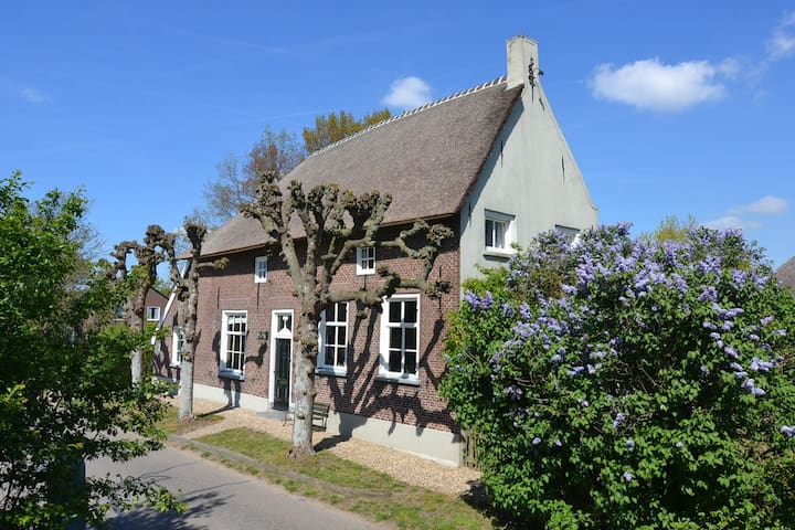Farmhouse between the rivers - Horssen - Rumah