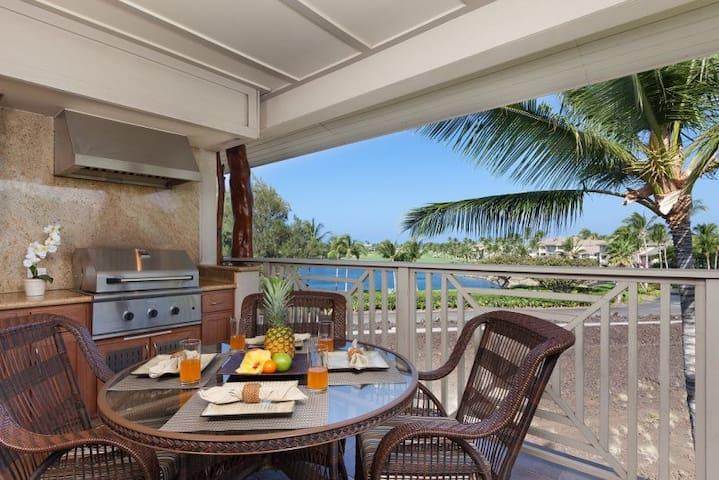 Waikoloa Beach Villas F33 - Waikoloa Village