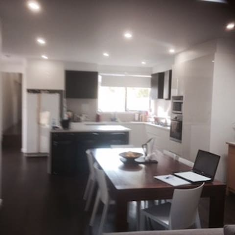 Cosy and central to Elsternwick/Caulfield - Caulfield - Bed & Breakfast