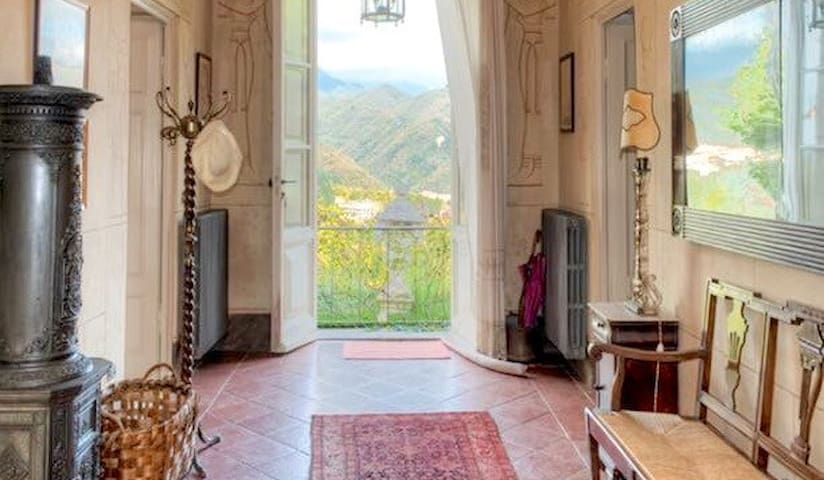 Tuscany, amazing view, private pool - Monticino - 一軒家