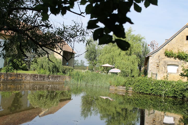 le cottage au naturel - Sainte-Jamme-sur-Sarthe