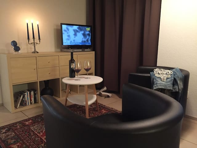 2-Zimmer-Wohnung b. Interlaken,weis - Meiringen