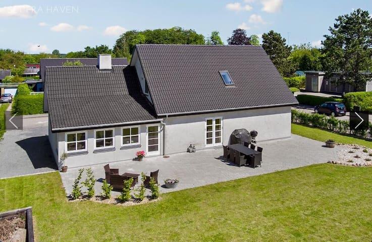 Gorgeous house in West Zealand. - Ugerløse - Villa