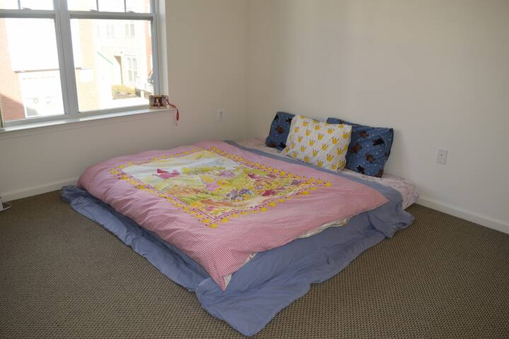 Cosy comfortable Private room, close to NY - Carteret - Daire