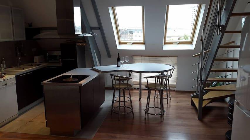 Appartement lumineux idéalement situé - Saint-Pierre-des-Corps - 公寓
