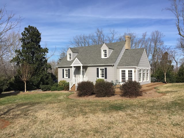 """""""Holliway"""" - Private Cottage - Lynchburg - Casa"""