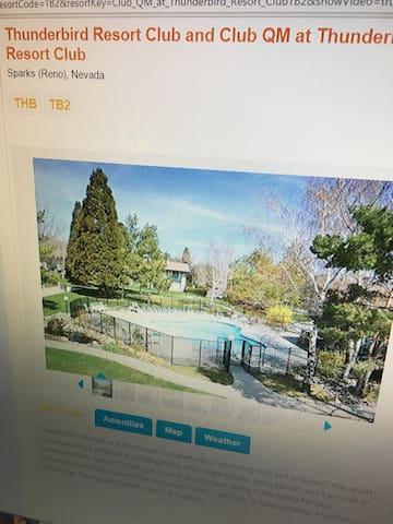Thunderbird Resort Club - Sparks - Appartement