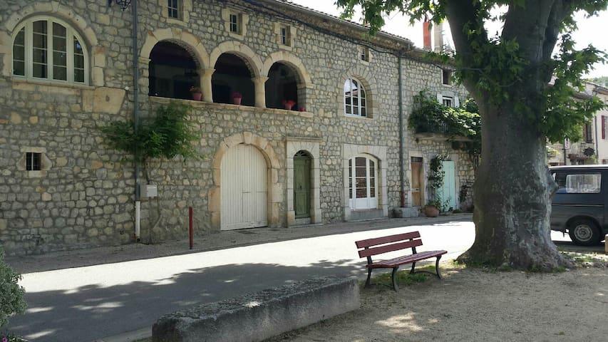 """Chez Mamie"" - Saint-Maurice-d'Ibie - Daire"