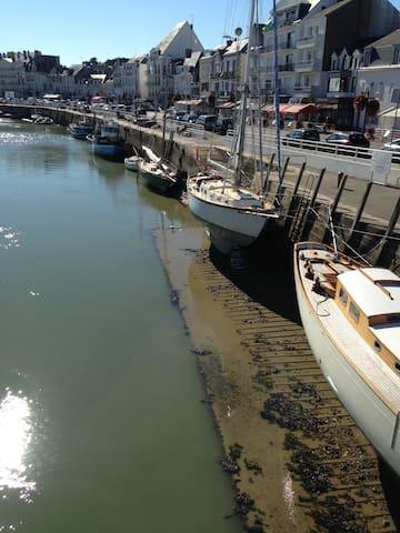 Appartement port du pouliguen - Le Pouliguen - Leilighet