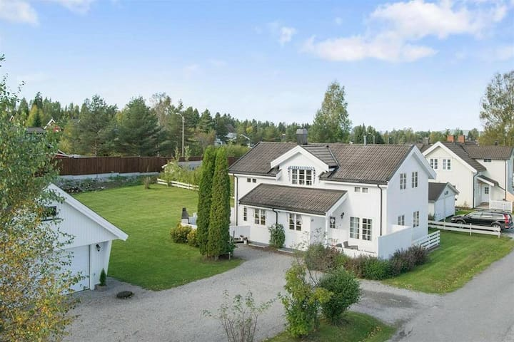 Private room, near airport and trainstation - Eidsvoll