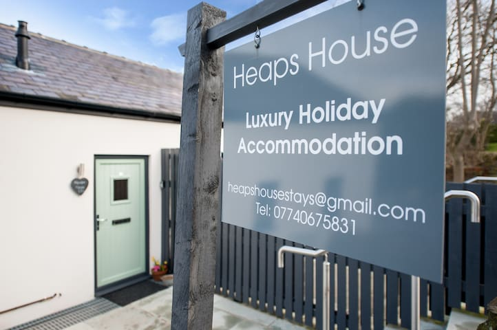 Heaps House Luxury Holiday Let - Denby Dale