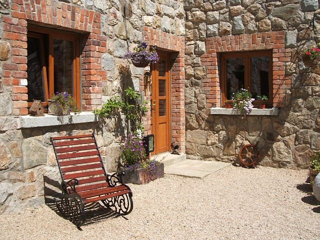Fabulous stone house with amazing views in Wicklow - Rathdrum - Feriehjem