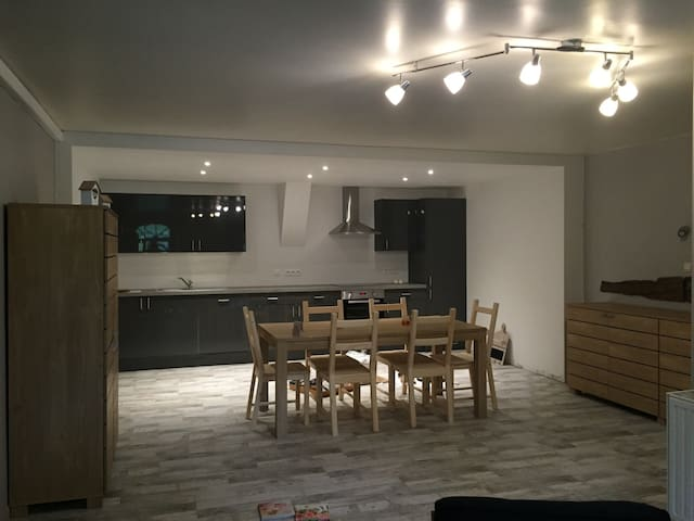 Cottage du marronnier - Couvin - Apartamento