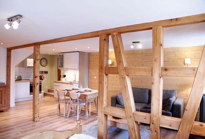 """Studio calme et cosy """"Au Domaine de Bernie"""" - Wasserbourg - Apartemen"""