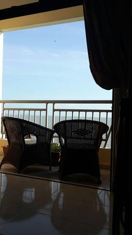 Seaview apartment - Melaka - Lägenhet